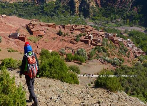 Trekking in Morocco Atlas Mountains