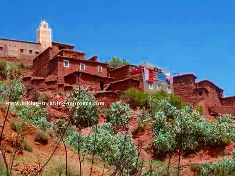 Cheap trekking in Morocco