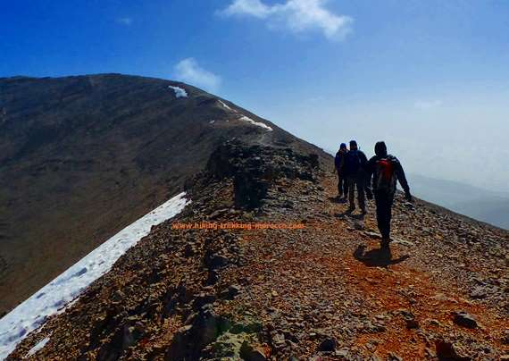 M'goun Hiking Morocco