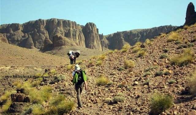 6-day saghro trek