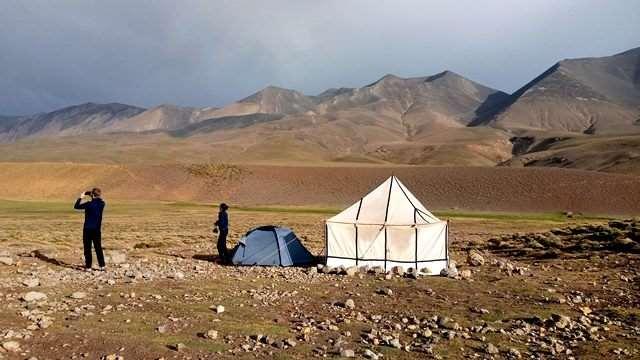 M'goun trekking Morocco