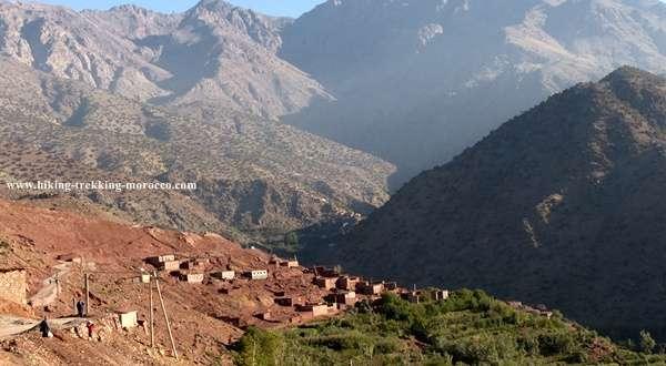 Morocco hiking tours