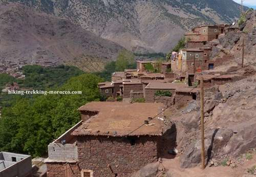 Toubkal Treks Berber villages