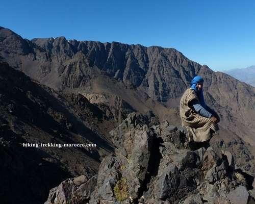 Toubkal trekking Morocco Berber villages