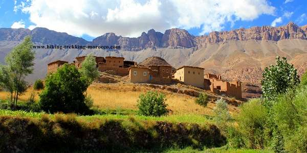 Morocco walking holidays